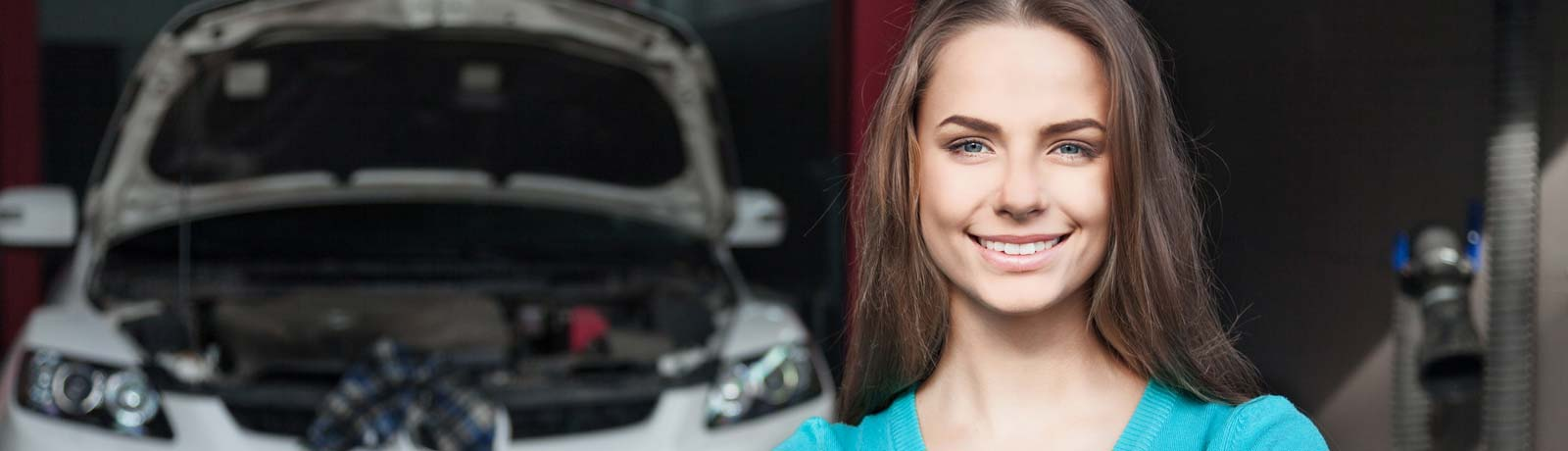 Satisfied Auto Repair customer